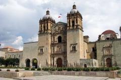 Оахака. Церковь Санто-Доминго-де Гусман.