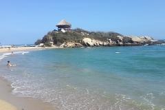 Колумбия море и пляж