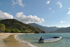 Колумбия пляж